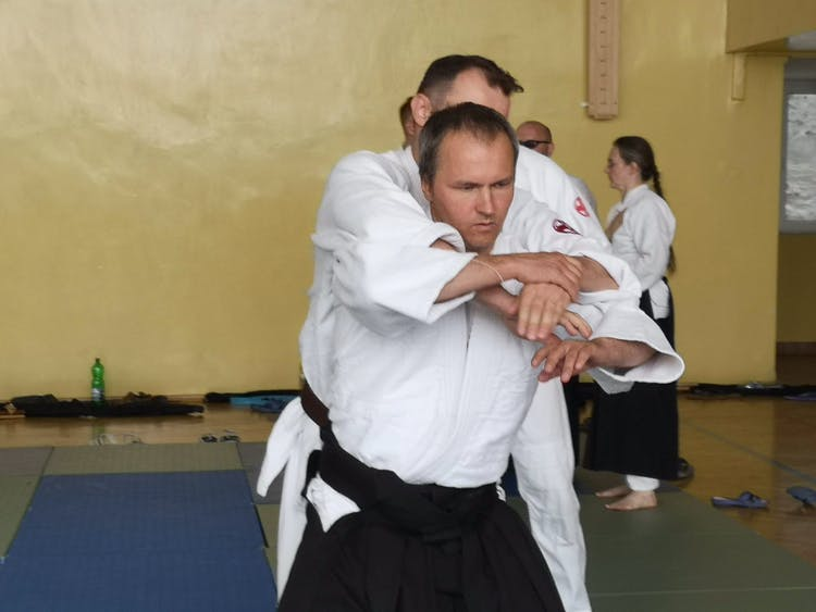 Warszawskie Centrum Aikido Szkolna 2