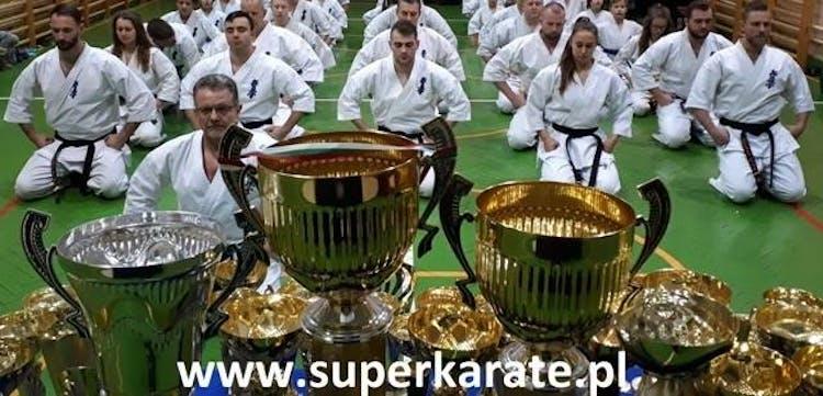 Mazowiecki Klub Karate Kyokushin Ożarów Mazowiecki