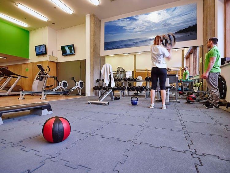 Fitness Park Agora (basen)