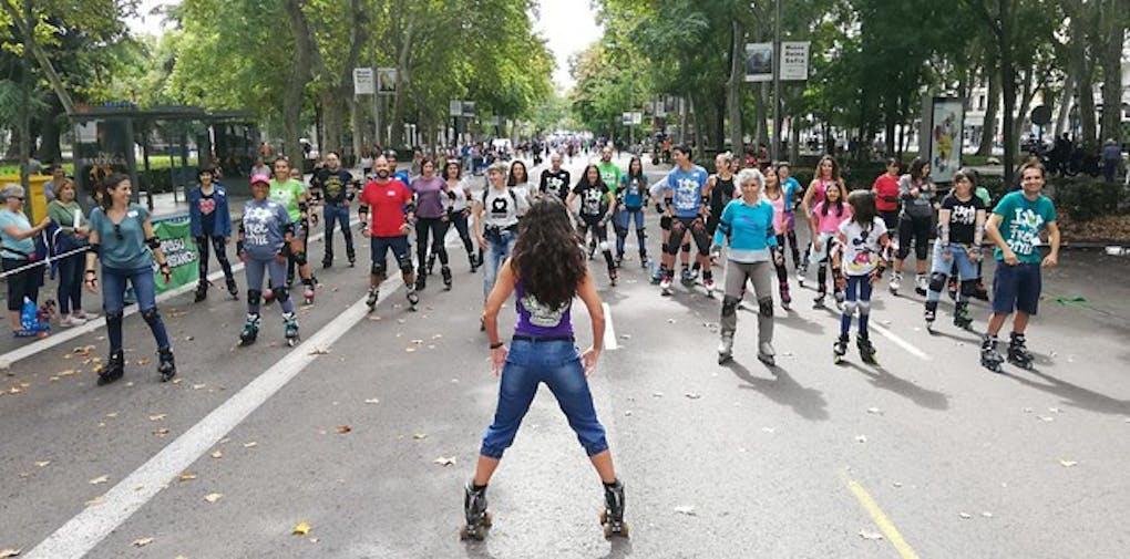 Impulso Urbano Madrid Río