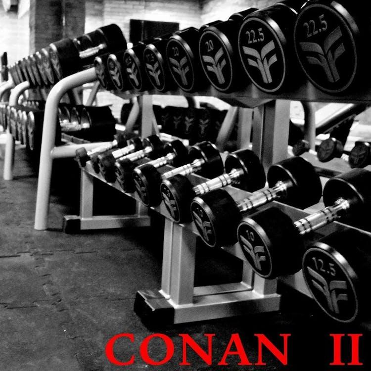 Conan II Studio Kulturystyczno-Sportowe Pokoju