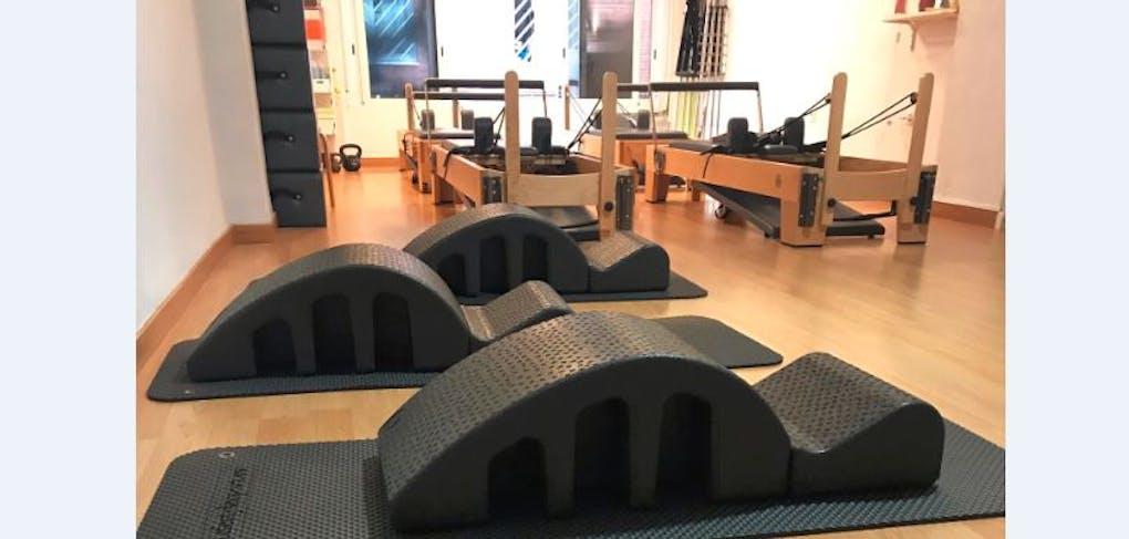 Minimal Studio Pilates