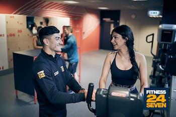 Fitness24Seven Warszawa Eqlibrium