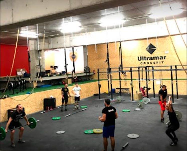 Ultramar Crossfit