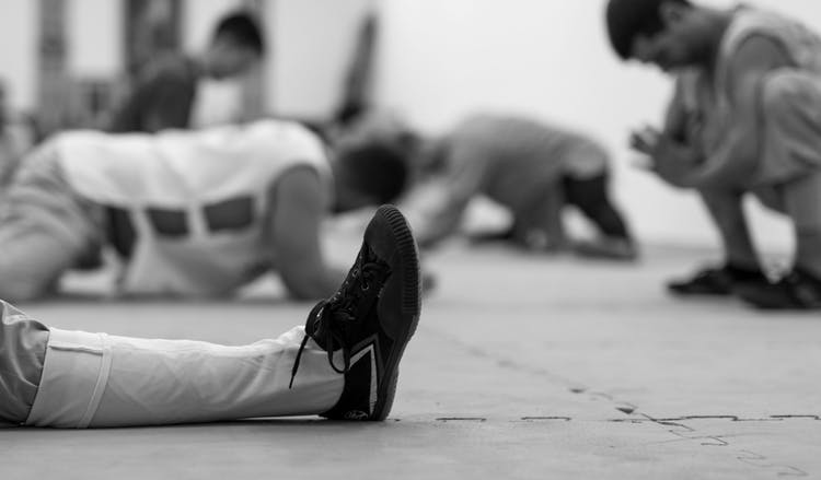 Shaolin cultural center Argüelles