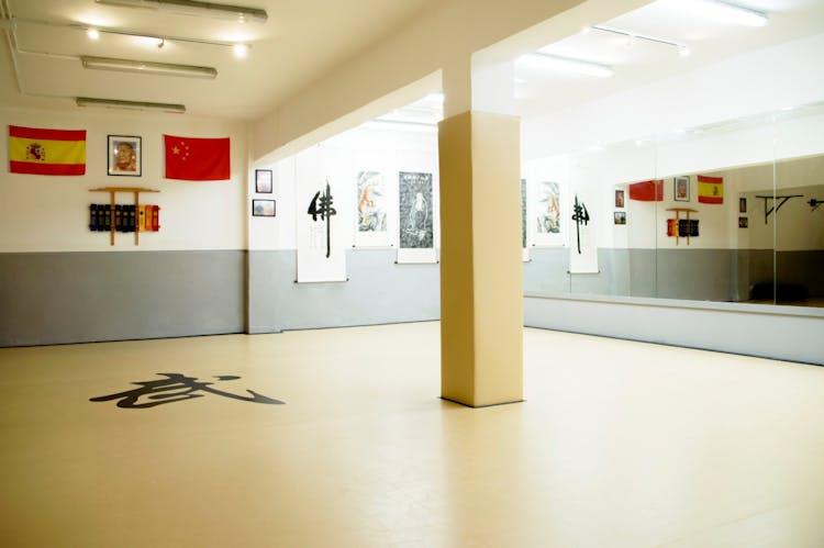 Shaolin cultural center Oporto