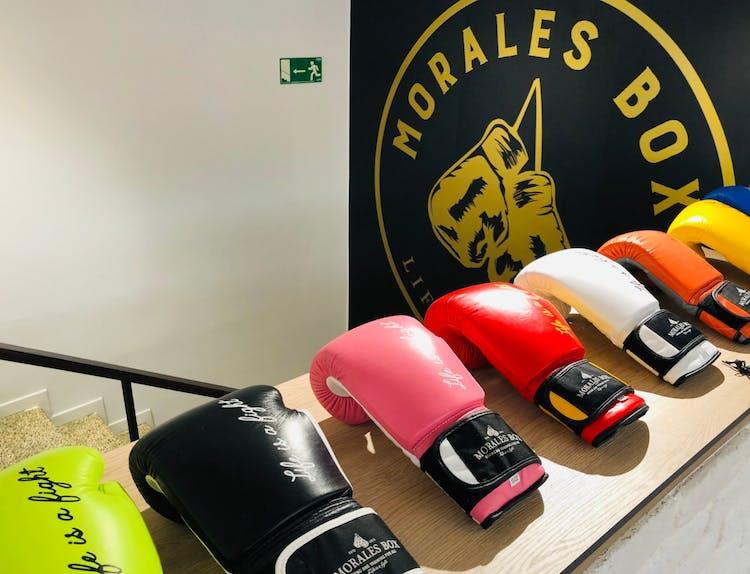 Morales Box Alcalá