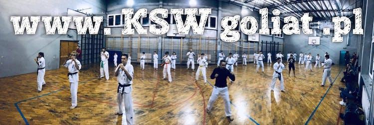 Śląski Klub Karate Goliat Strzody 4