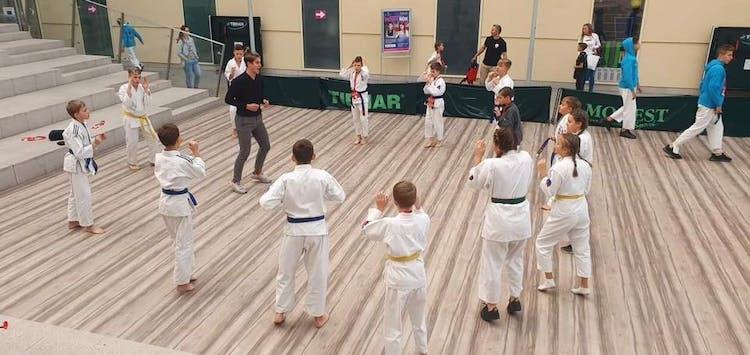 Śląski Klub Karate Goliat Popiełuszki 9