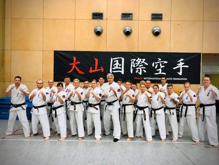 Śląski Klub Karate Goliat Piłsudskiego 21