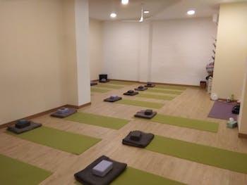 Anamaya Yoga y Pilates