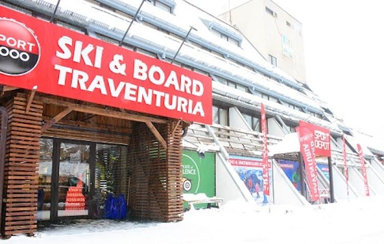 Ски и Сноуборд Травентурия - Боровец