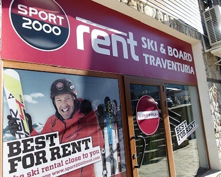 Ски и Сноуборд Травентурия - Банско