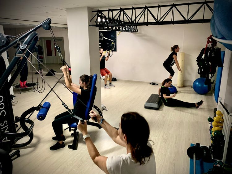 Studio Pilates Yolanda Sánchez