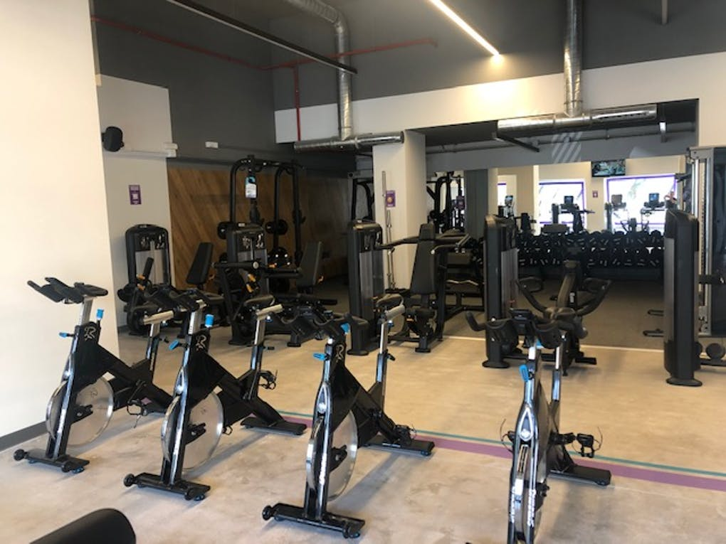 Anytime Fitness Ciudad Universitaria