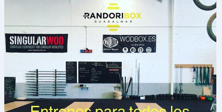 Randori Box Guadalmar