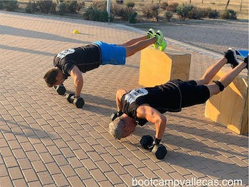 Bootcamp Vallecas - Parque 5
