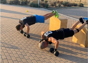 Bootcamp Vallecas - Parque 7