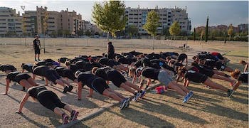 Bootcamp Vallecas - Parque 8