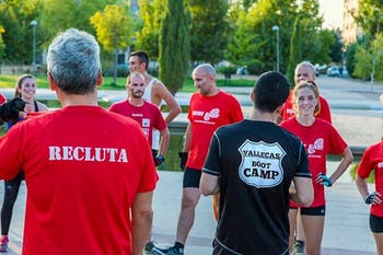 Bootcamp Vallecas - Parque 11