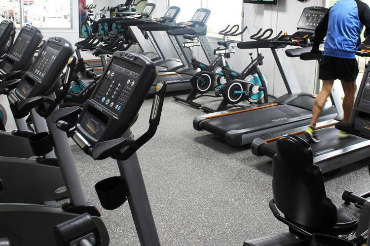 Qpro Gym Moaña