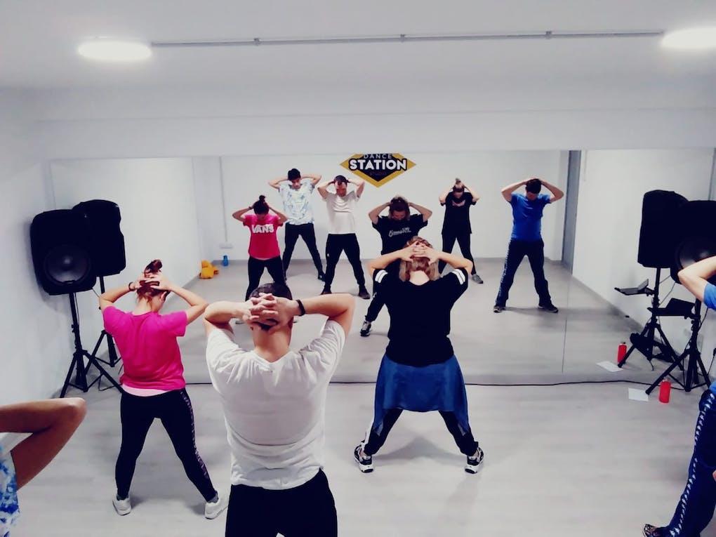 Dance Station Studio
