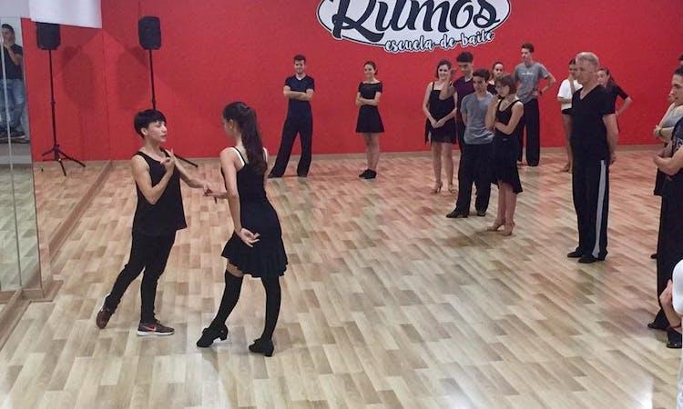 Escuela de Baile Ritmos