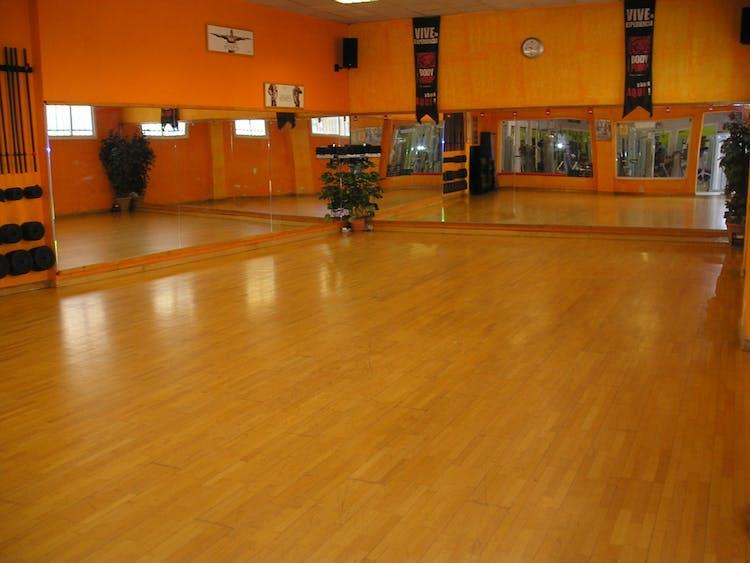 Centro Deportivo Camas