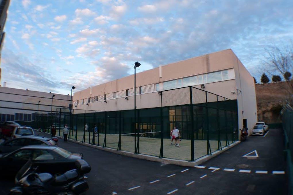 Rackets Madrid Padel