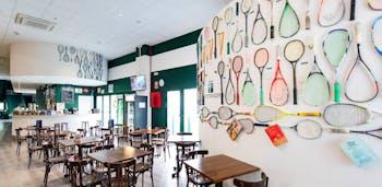 Rackets Madrid Squash