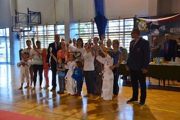 Klub Karate Mawashi os. Złote Łany