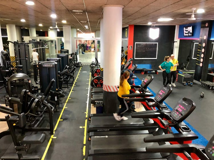Heracles Gym Centro