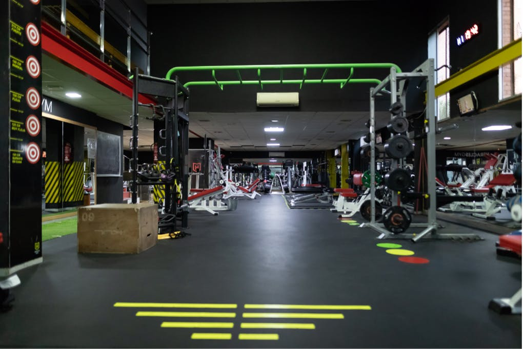 Heracles Gym Infante