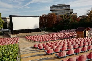Кино Kinopolis - Театър Парк Марно Поле