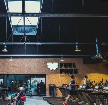 Feel Free Health Club - Stª Mª Feira