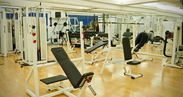 Ginásio LR Fitness