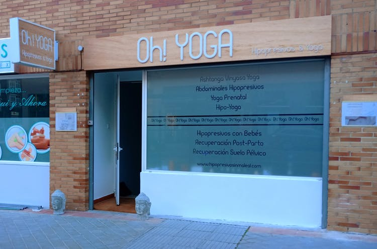 Oh! Yoga by Inma Leal