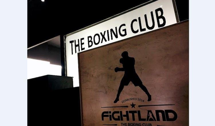 Fightland Alicante