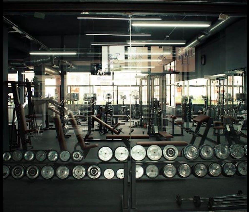 Gym Box