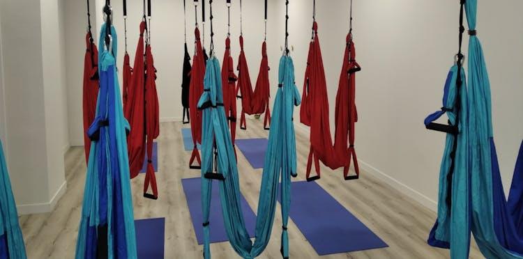 Centro de Yoga y Artes Marciales Internas
