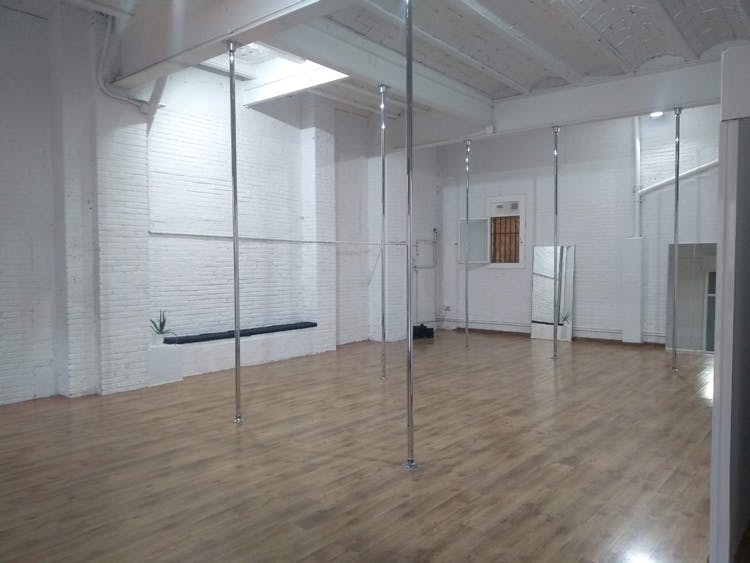 45mm Pole Studio