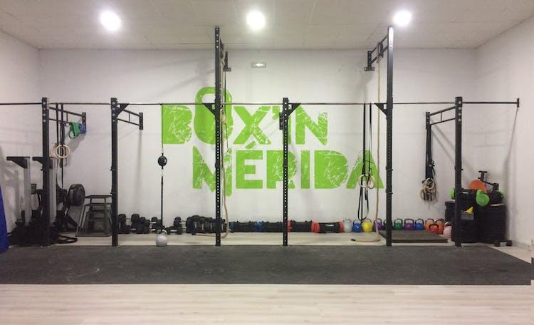 Box'in Mérida