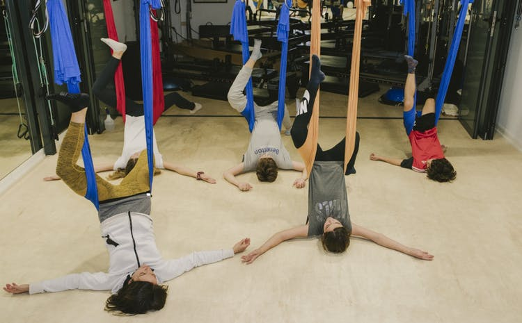 Pilates Boadilla
