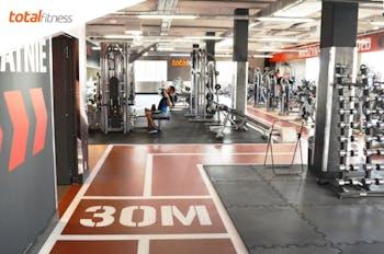 Total Fitness Warszawa Bemowo