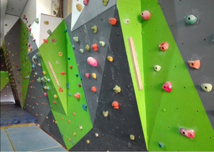 Rock Climb Balaitus