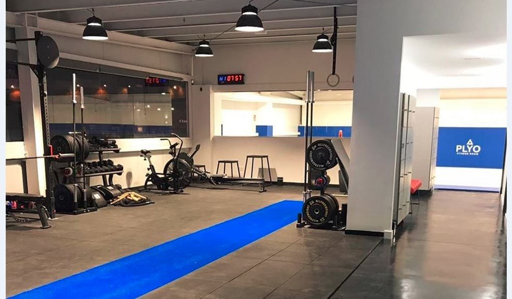 Plyo Fitness Room
