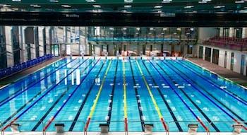 Kryta Pływalnia w Centrum Sportowym w Kosakowie
