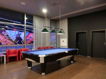 Bowling Planeta Cocktail Bar