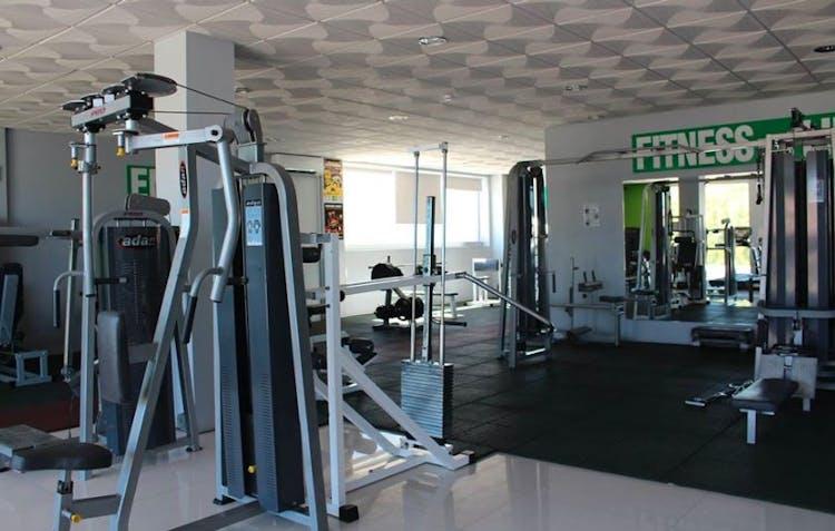 Urban Gym Alcantarilha