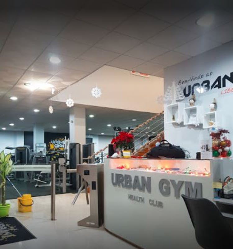 Urban Gym Alcantarilha